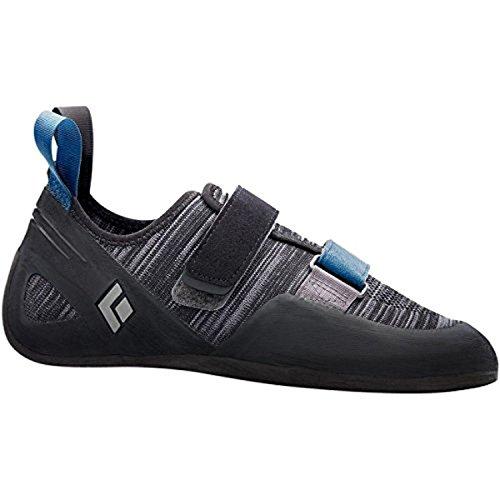 - Black Diamond Momentum- Men's Climbing Shoes Ash 12 & Cooling Towel Bundle