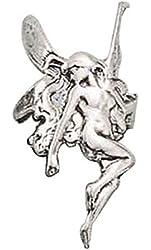 Sterling Silver Nonpiercing Fairy Ear Cuff Wrap