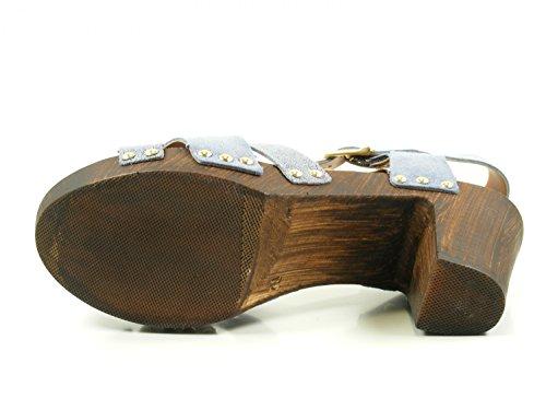 Tamaris 1-28356-28 Womens Sandals Blau X0F8DZHvC