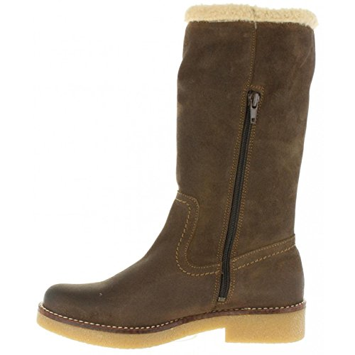 MTNG Boots für Damen 97234 C34169 Serraje Taupe