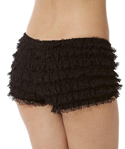 BellaSous Womens Sexy Ruffle Panties Tan - Nylon Vintage Panties Shopping Results
