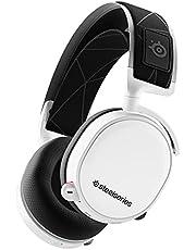 SteelSeries Arctis 7 Wireless Gaming Kulaklık- DTS Headphone:X 7.1 Surround - PC ve PS4 Uyumludur - Beyaz