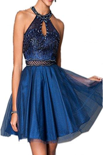 Promgirl House Damen 2016 Exquisite A-Linie Cocktail Party Abschluss Ballkleider Abendkleider Kurz