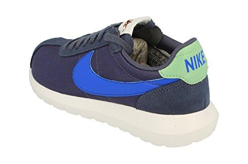Nike W Roshe Ld-1000 Wommens Scarpe Casual Grigia (acciaio / Rcr Blu-bianco-enml Grn)