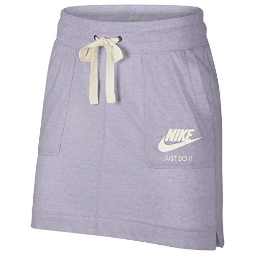Nike Womens Fitness Active Skirt Purple XL