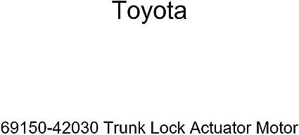 Toyota 69150-42030 Trunk Lock Actuator Motor