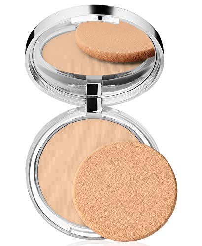 New! Clinique Superpowder Double Face Makeup, 0.35 oz/ 10.5 g, 02 Matte Beige (MF-P)