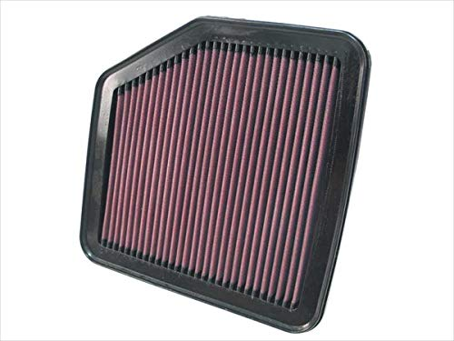 K&N engine air filter, washable and reusable:  2004-2015 Toyota/Lexus (Crown Royal, Rav4, Reiz, Mark X, IS 250, IS 350, IS 220, GS 350, IS 300, GS 430) 33-2345 (Best Tires For Lexus Gs 350)