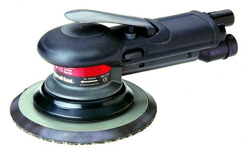 Ingersoll-Rand 4151-2 Ultra Duty 6-Inch Vacuum Ready Two Handed Orbital Sander For Sale