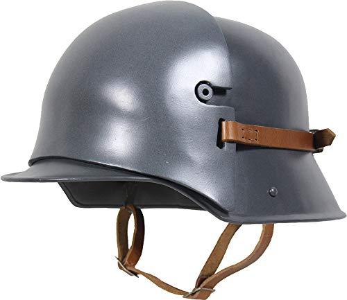 4cd89ed9 Epic Militaria Replica WW1 German M16 Helmet with Sniper Plate (Large -  58/59
