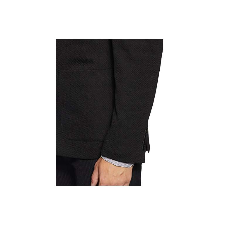 411y8kMfMyL. SS768  - John Players Men's Peak Lapel Slim Fit Blazer