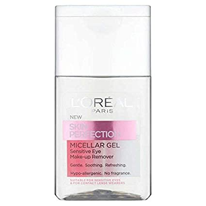 Glamorous Mart - LOréal Skin Perfection Eye micelar desmaquillante Gel 125ml