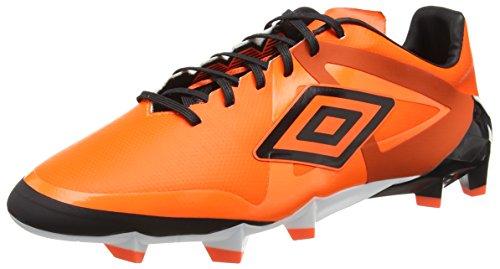 Umbro Velocita Pro Hg, Chaussures De Compétition De Football Masculin Orange (dk9)