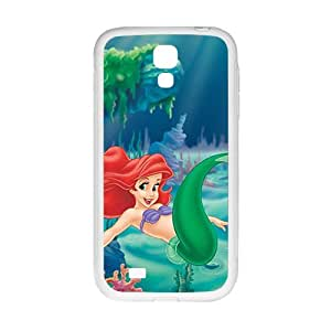 Beautiful happy mermaid Cell Phone Case for Samsung Galaxy S4