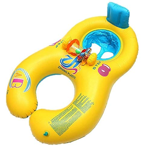 MOJITO LIVING Inflatable Fruit pool Float Tube pool Adult Giant Swimming pool Swimming Ring Pool Toys swimming float For Baby and Adult