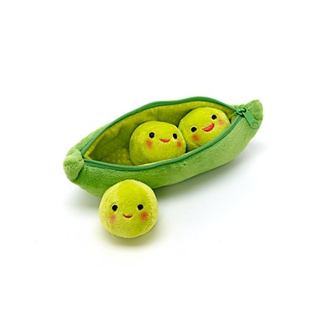Disney Toy story 3 3 peas in a pod plush
