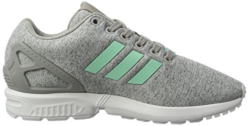 Zx easy Flux Adidas medium Mint ftwr Casa De Heather Gris Zapatillas Mujer White Grey 6RqdqxUw