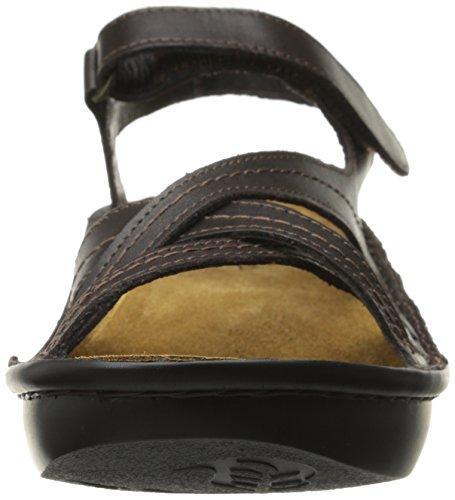 Women's Roast Sandal Leather French Naot Wedge Paris ZdtXwqO