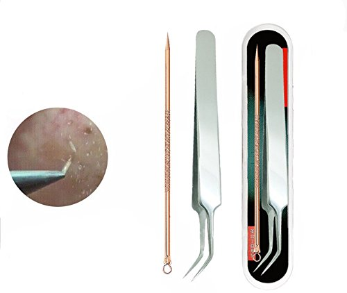 Professional Stainless Blackhead Extractor Treatment product image