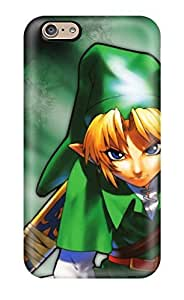 BfyHEGU1260EYSMi Anti-scratch Case Cover Kevin S Anderson Protective Zelda Video Game Other Case For Iphone 6