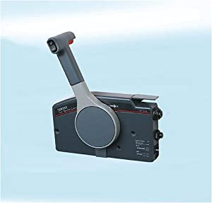 Yamaha outboard 703 premium side mount remote for Yamaha outboard motor mount