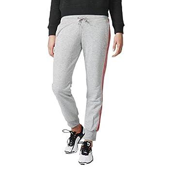 adidas ESS 3S Pant - Lange Hose - Damen, Grau, XL S  Amazon.de ... f158a39572