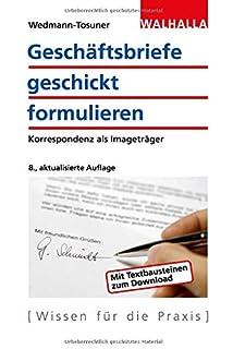 Professionelle Korrespondenz Moderne Geschäftsbriefe Und E Mails