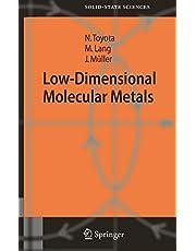 Low-Dimensional Molecular Metals (Volume 154)