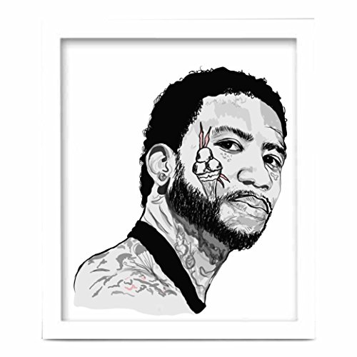 Gucci Mane Art Poster