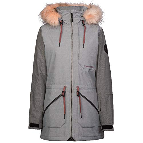 Armada Women's Lynx Insulated Jacket - Shark - L