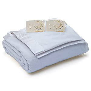 Biddeford Blankets 4103-903202-532 100 by 90-Inch Electric Blanket