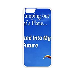 iPhone 6 Plus 5.5 Inch Cell Phone Case White my Flying Friend LEU