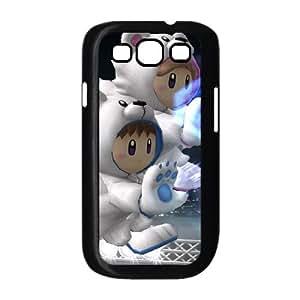 Samsung Galaxy S3 9300 Cell Phone Case Black_Super Smash Bros Ice Climbers_002 Iotag