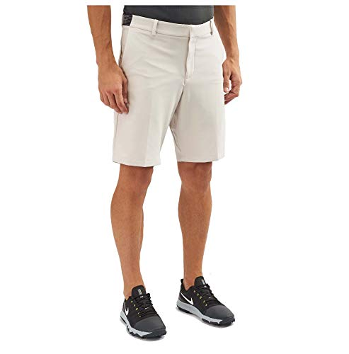 Nike Flex Slim Golf Shorts 2019 Light Bone/Black 34