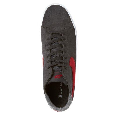 Nike Mens Air Zoom Scarpe Da Tennis Ultra Bianco / Nero / Rosso Università