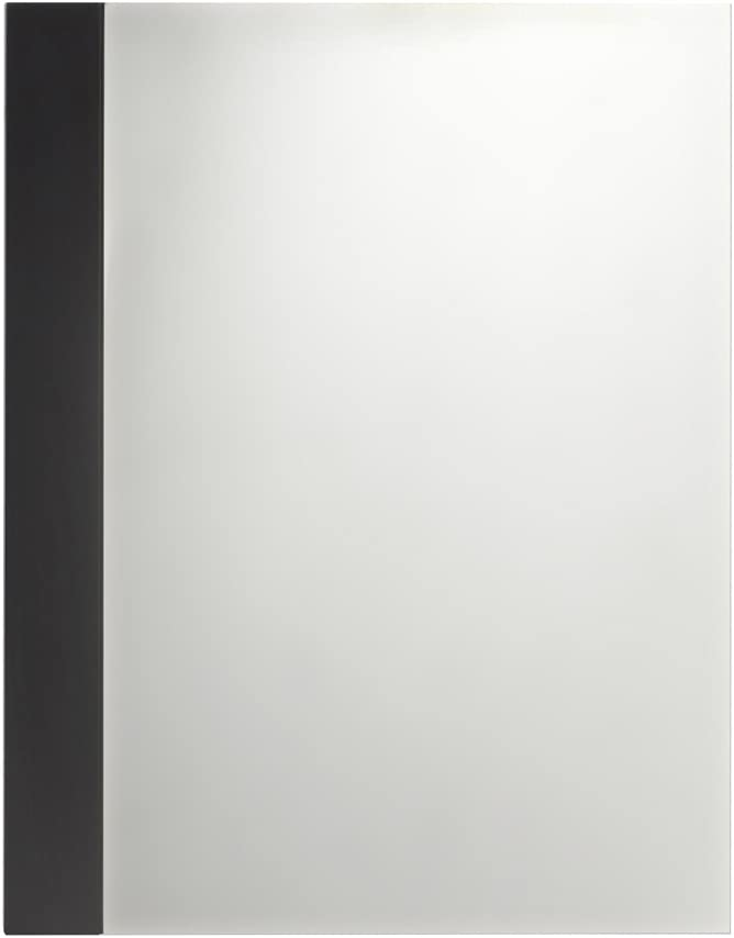 American Standard 9205101.339 Studio Mirror, Black