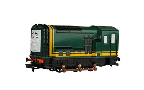Bachmann Thomas & Friends Paxton Engine with Moving Eyes - HO Scale, Prototypical Green