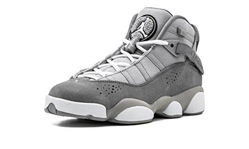 b77859fc01e Jordan 6 Rings Boys' Grade School Basketball Shoes 323419 01.