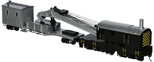 Bachmann Trains Crane And Boom Tender-Ho ()