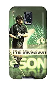 ashley dingman's Shop Hot New Shockproof Protection Case Cover For Galaxy S5/ Phil Mickelson Golf Case Cover