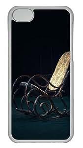 Chair Custom iPhone 5C Case Cover Polycarbonate Transparent