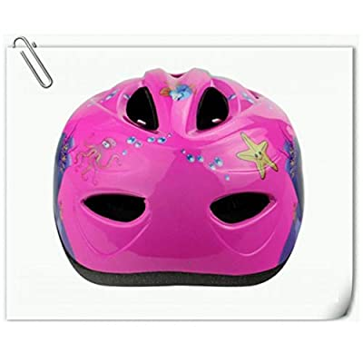 Hakka 1PC Kids Helmet Sports Protective Gear Head Protector Guard for Children Cycling Skating Scooter (Red) : Sports & Outdoors