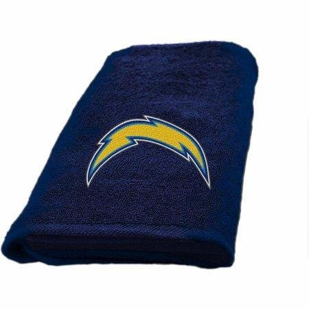 San Diego Chargers Decorative Bath Collection - Hand Towel - 15