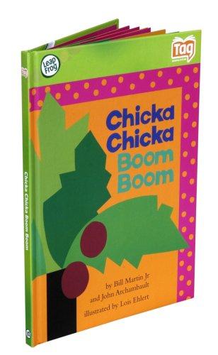 ssic Storybook Chicka Chicka Boom Boom (Tag Kid Classic Storybook)