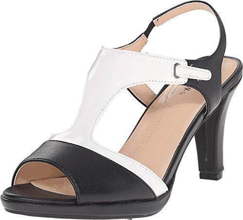 LifeStride Women's Valley Black/White Pu - Lifestride White Shoes Shopping Results