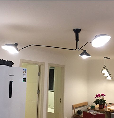 5 Arm Ceiling Light - 3