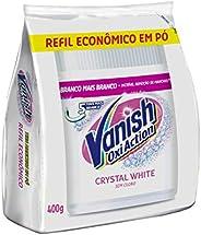 Tira Manchas em Pó Vanish Oxi Action Crystal White Refil, 400g