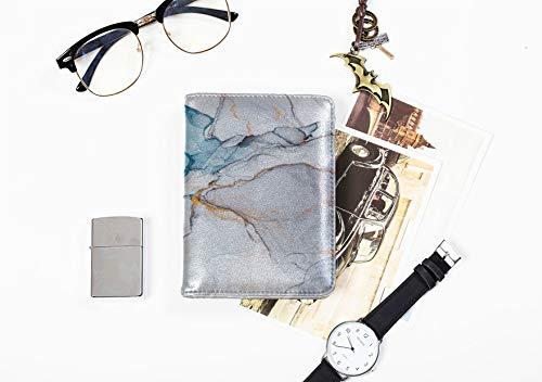 Cartoon Passport Holder Cover Abstract Ink Painting Art Passport Holder Cover Case For Women Men Travel Luggage Rfid Blocking Passport Wallet Hard Case Passport Holder (Custom Ink Coupons)