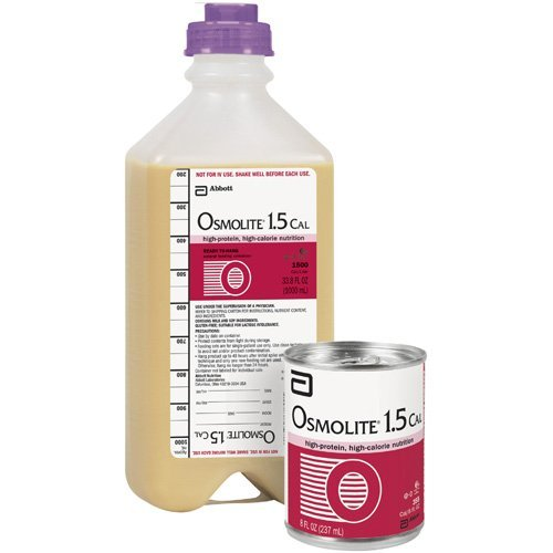 Osmolite 1.5 Cal / 8-oz can / case of - Case 8 Ounce