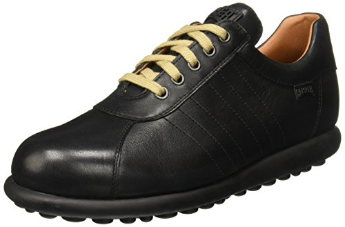 Camper Pelotas Ariel Mannen Oxford Lace Up Brogues Zwart (black)
